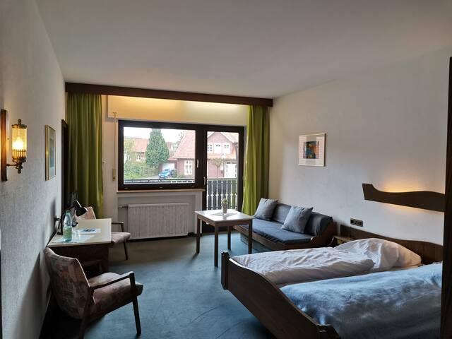 Hotel garni Zum Wolfsjäger