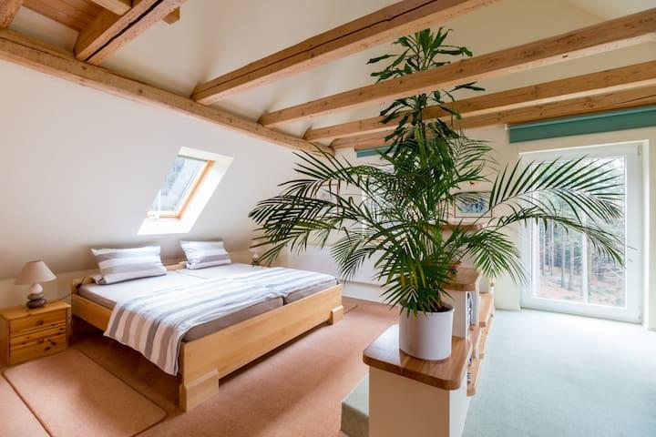 Thüringer Waldbaude Ferienstudio Rennsteig