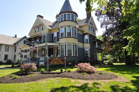 Victorian Bed and Breakfast - Wallingford - Szoba reggelivel