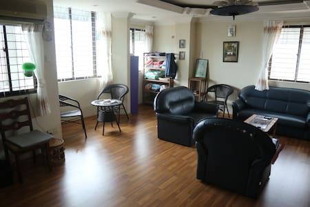 Awesome Flat with Cool Expats - Yangon - Apartment