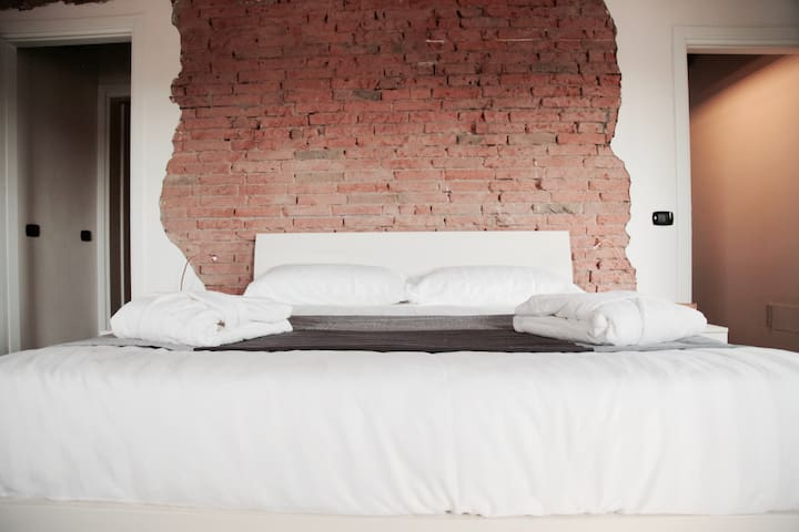 Have you ever slept in a 1898 building?