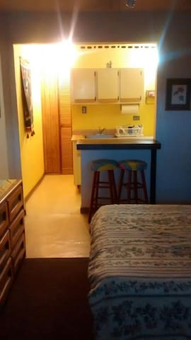 Affordable Studio Apartment - Fajardo - Lejlighed