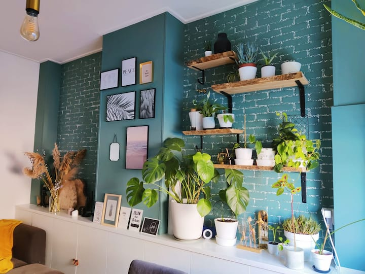 Tiny Bloomingdale - cosy studio near beach & city