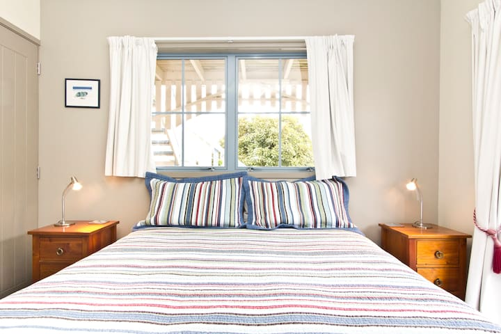 Pipi Dune Bed & Breakfast: Queen 2 - Whitianga - Bed & Breakfast