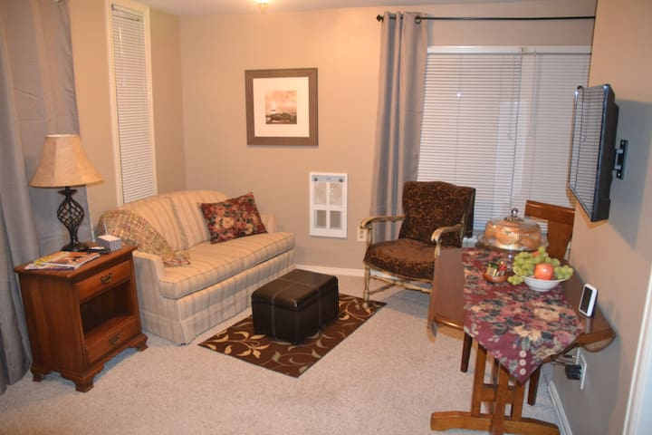 Centrally located, cozy, apartment - SeaTac - Casa