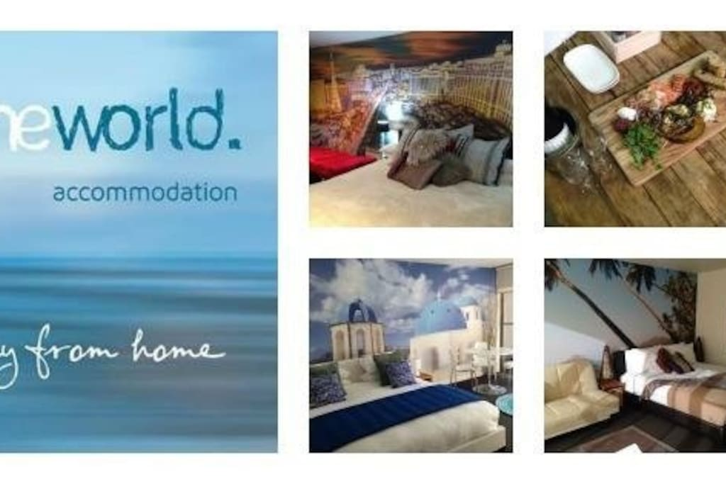 Lorne World - which destination will you choose?
