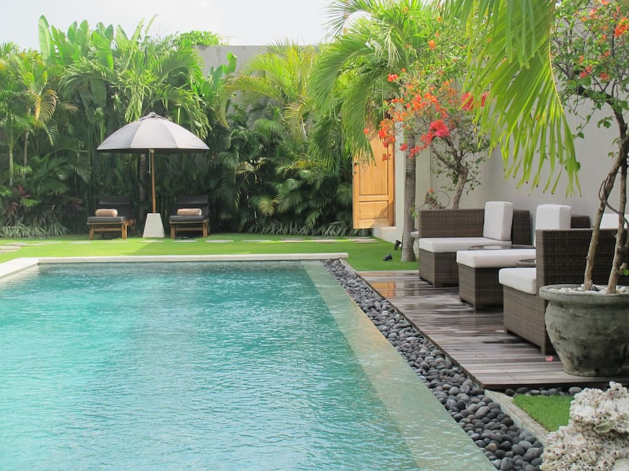 2 Bedroom Villa with huge private pool