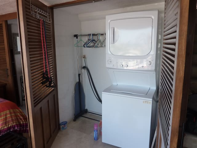 Washing and Dryer In Condo