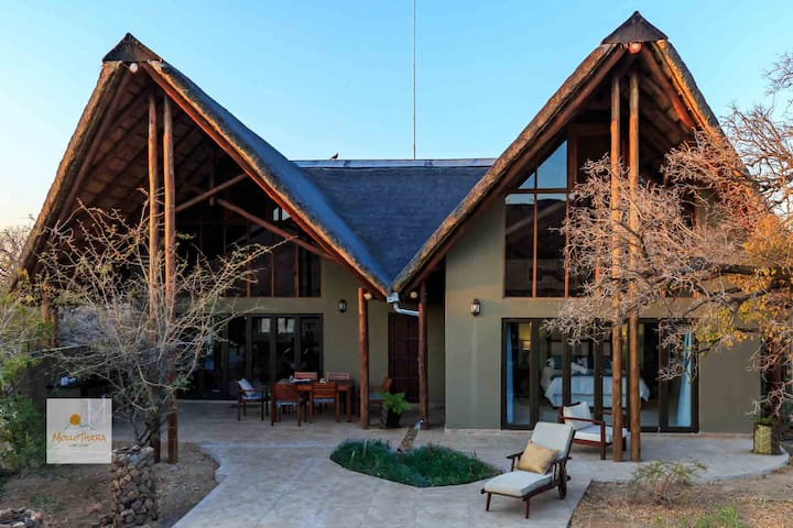 Tambuti Ridge Retreat for 4 Guests