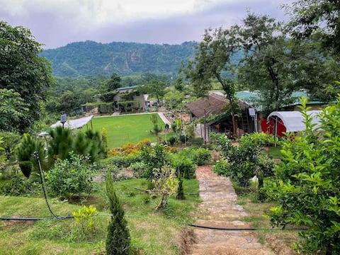 Suvarsha Greens Farm Stay Near Chandigarh