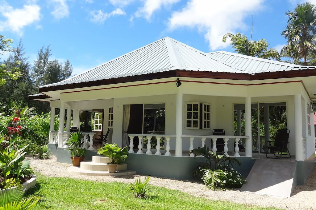 Self Catering Apartment Houses For Rent In Victoria Praslin Seychelles