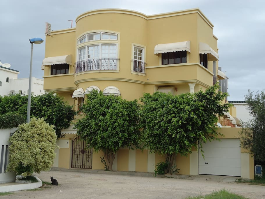 Studios et appart pr s de la mer appartements louer for City meuble hammam sousse tunisie