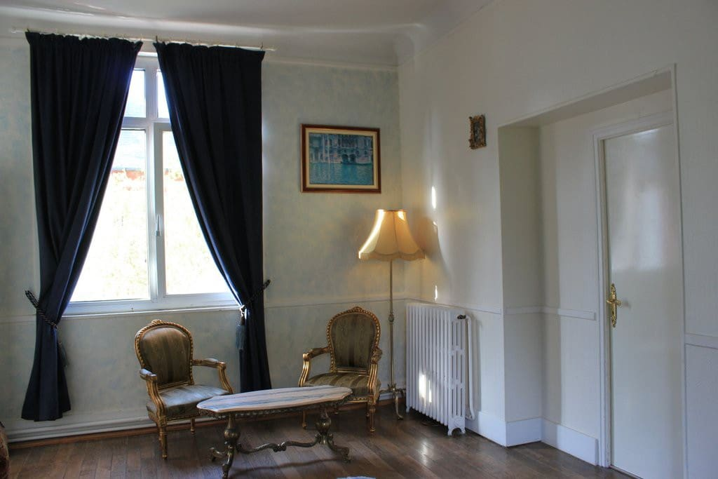 Baroque - A spacious double room.