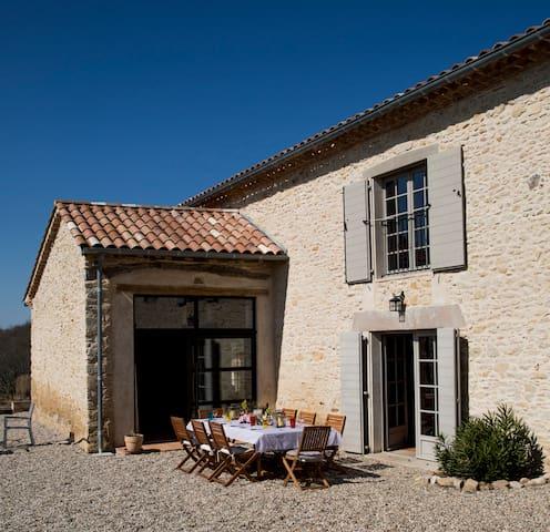Stunning Stone Farm House - Montfa