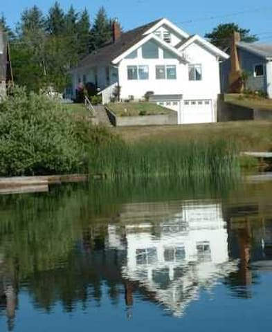 Lakefront Haven at the Oregon Dunes - Westlake - Rumah