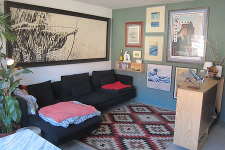 Cosy Apartment close to the center - Amsterdam - Apartment