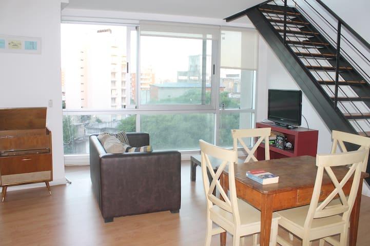 Luminous modern loft - Near Palermo - Buenos Aires - Appartement