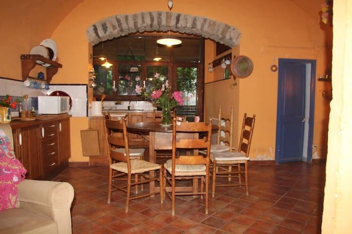 Casa de pueblo en Argelaguer Can Santaló  (Girona) - Argelaguer - Talo