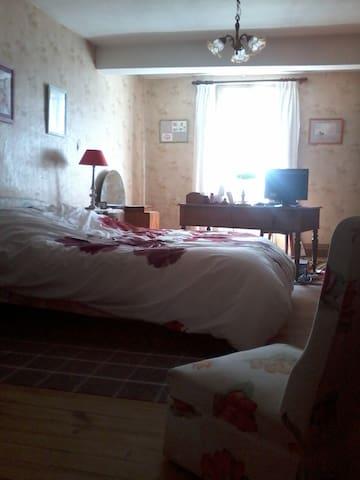 une chambre tradition canal du midi