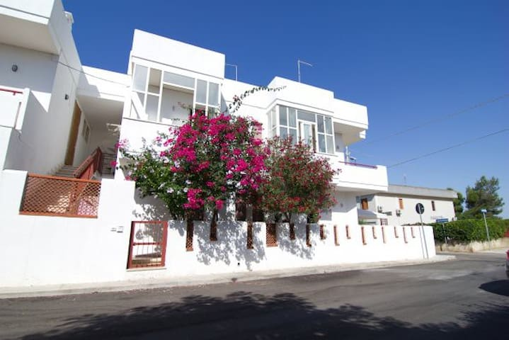 Apartment 200 meters by the Sea !