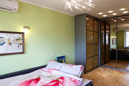 modern apartment near city center - Moskva - Byt