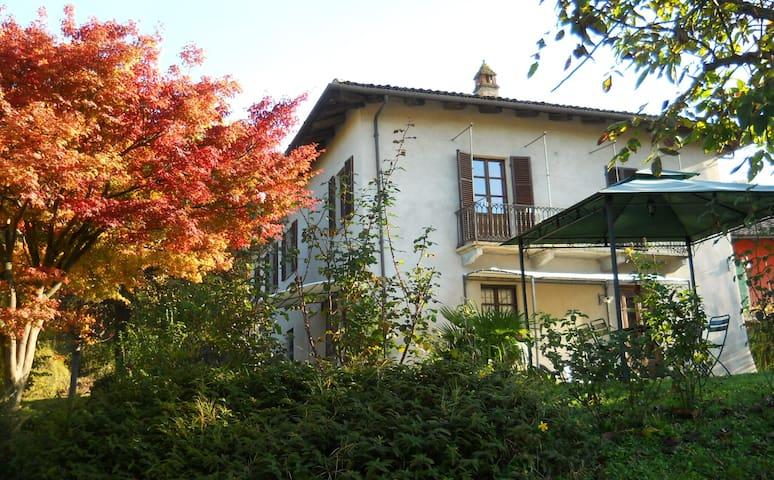LA CALABIANA IN LANGA - Diano d'Alba - Lägenhet