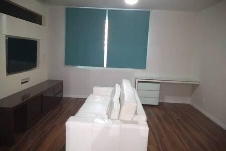 Apartamento inteiro com 2 quartos na zona sul