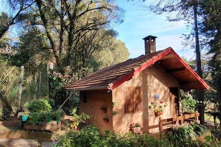 Chalé Romântico em Monte Verde