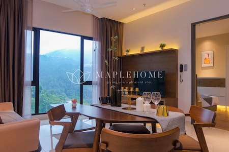 Cozy 2BR Suite @Geo38 Genting 5 mins to GPO/Skyway