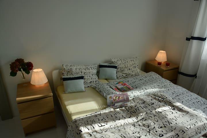 Krocinka I - bedroom