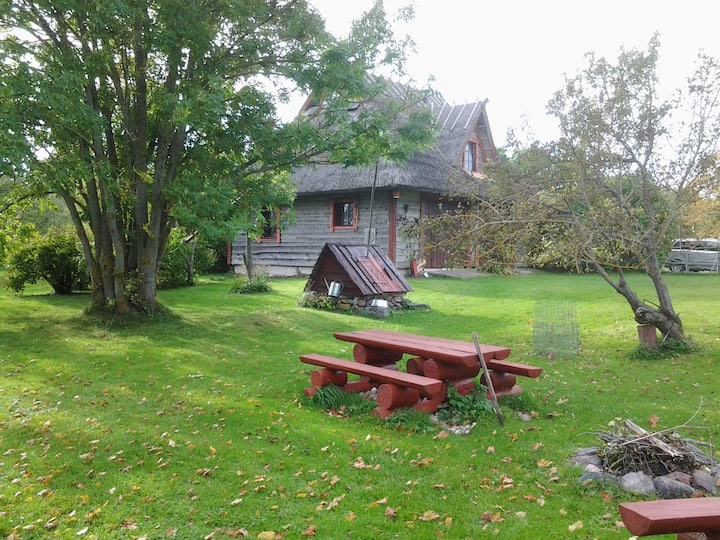 Cheap accommodation in Saaremaa