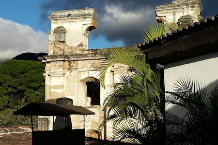 Full VIP Apartment, great location. - Antigua Guatemala