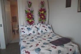 Chick e Confortável Suite no Centro