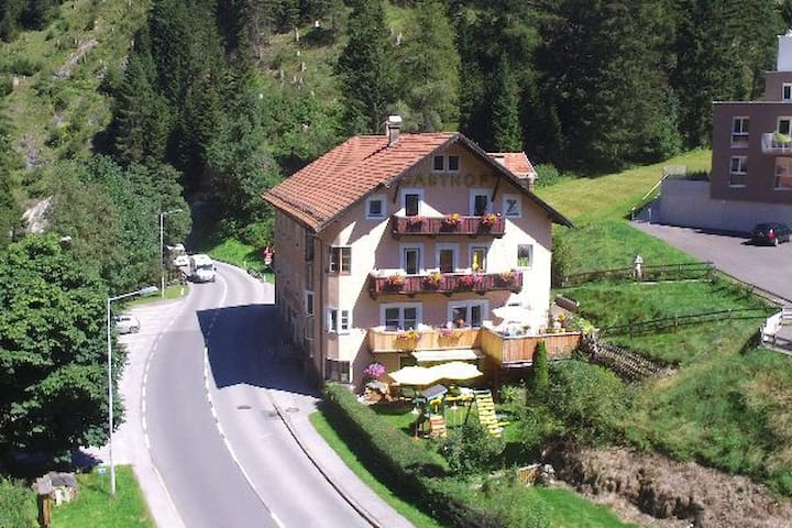 Gasthof Rose B&B at Brennerpass - Gries am Brenner