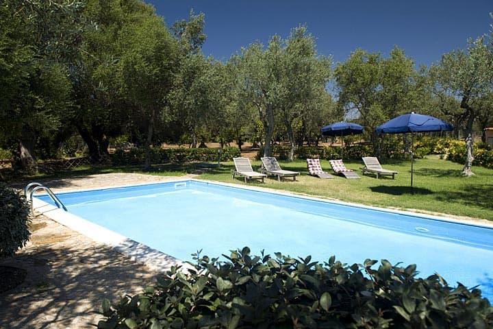 Wonderful villa with swimming pool