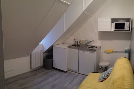 Studio-flat downtown (Cathedral) - Strasbourg - Apartment