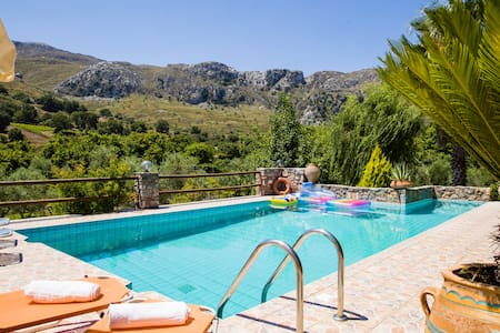 Private Pool,Kids Play Area,Taverns,Mini Market - Rethymno