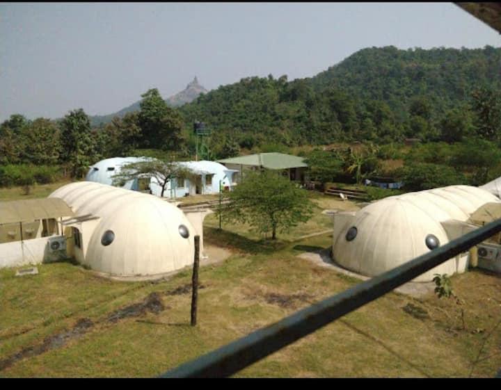 Dome - Dormitory @ Shetty Farms, Dahanu