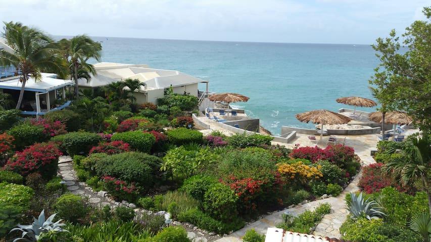 Coral Shores 2 Bd/ 2 Ba Ocean Villa - Sint Maarten - House
