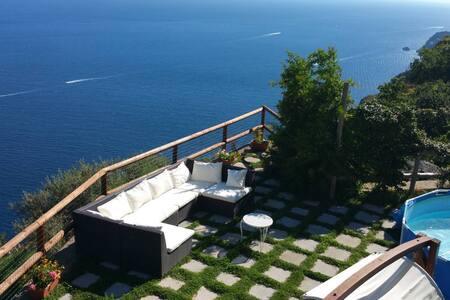 Villa Ametista, Amazing Sea View, Amalfi Coast - Conca dei Marini