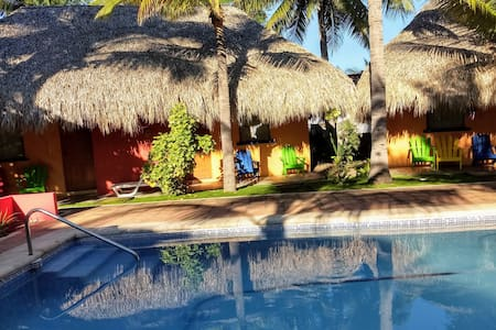 Ecofriendly hotel w beautiful beach and pool #1