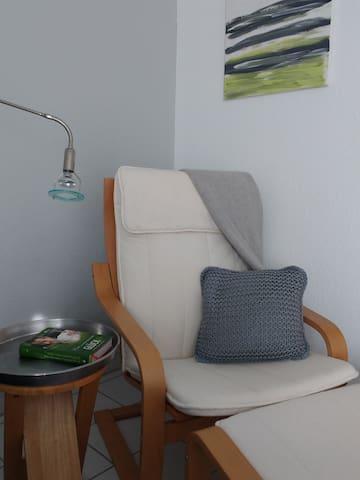 Stilvoll möbliertes Apartment für 2 im Schwarzwald - Seelbach - Byt