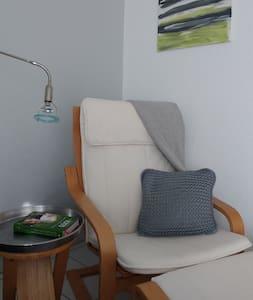 Stilvoll möbliertes Apartment für 2 im Schwarzwald - Seelbach - 아파트