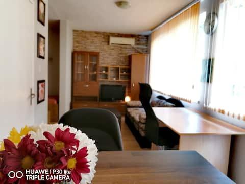 Comfort getaway studio