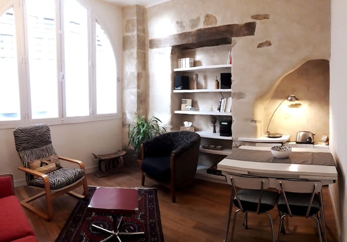 Cozy appartment in the center of Nantes