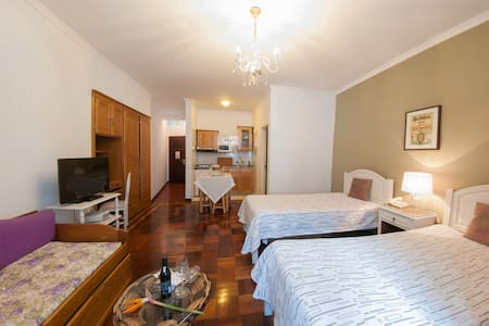 Equipped studios in Funchal centre - Funchal