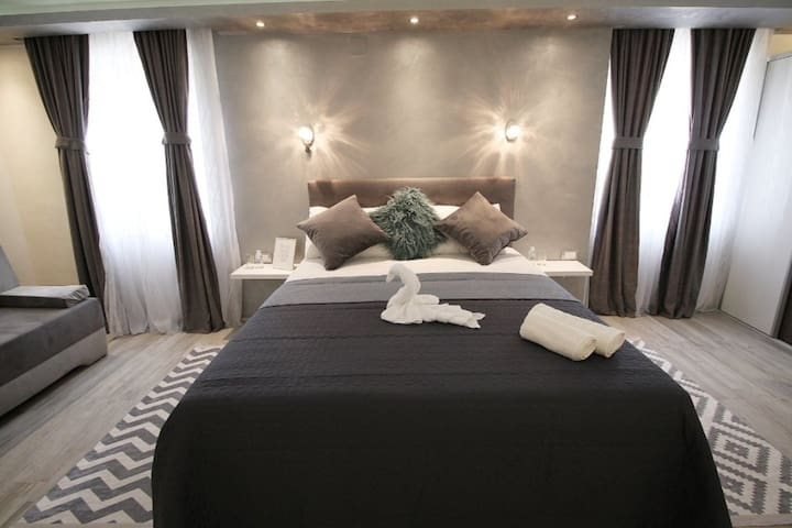 Alessio Premium Rooms - Triple bedroom