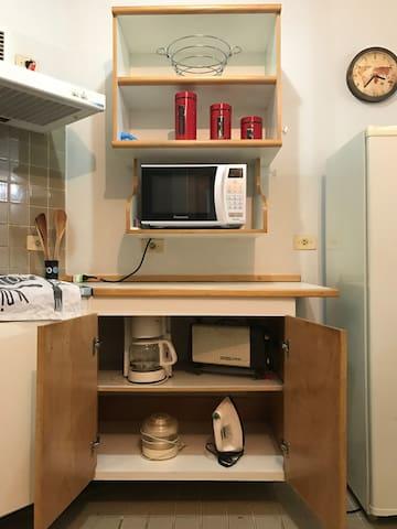 Detalhe cozinha.