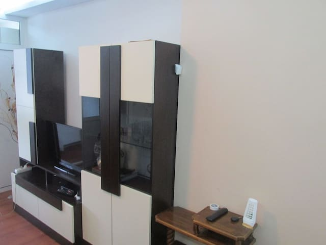 Comfortable 2 rooms flat in Varna