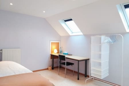 Room close to Brussels airport & city center